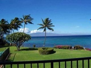 Lahaina condo photo - View of the property from our Lanai