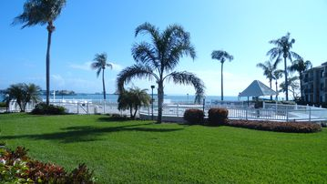 Isla del Sol condo rental - View from the patio