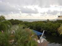 Gorgeous Key Largo Ocean Side Waterfront Home W/ Spacious Dockage & Views