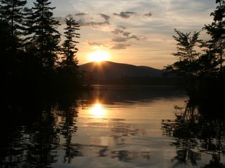 Moultonborough house photo - What A Sunset