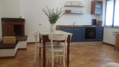 Photo for 1BR Apartment Vacation Rental in Spoleto