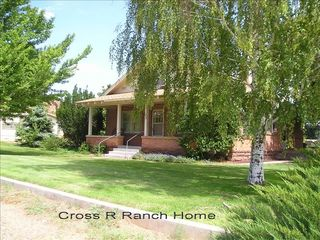 Kanab bungalow photo - Cross R Ranch Home