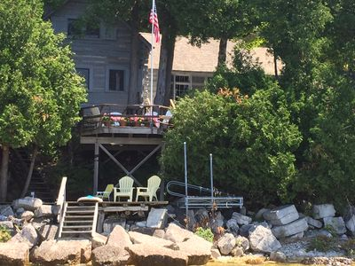 Quintessential Door County Cottage on the Bay walking distance to Ephraim
