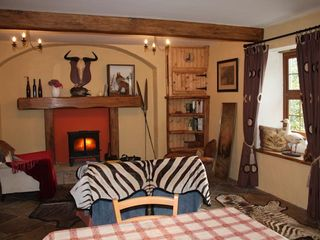County Clare cottage photo - Living Room