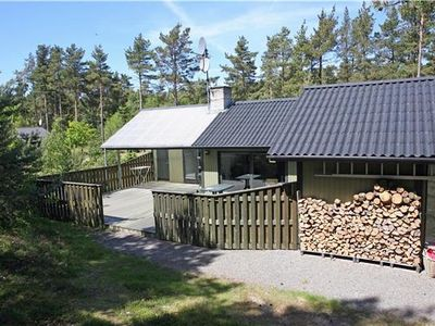 Holiday cottage for 6 Persons in Sømarken