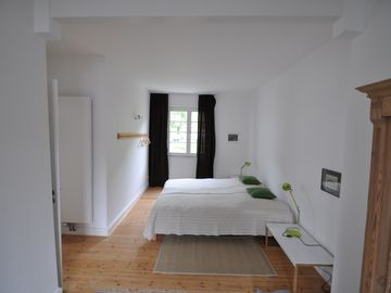 First floor – large room – bed