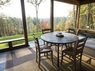 Weaverville lodge photo - Patio