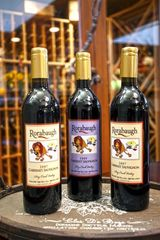 Healdsburg estate photo - Enjoy a complimentary bottle of our local favorites