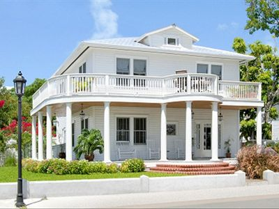 Front of 2-Story Home - Faces Duval Street