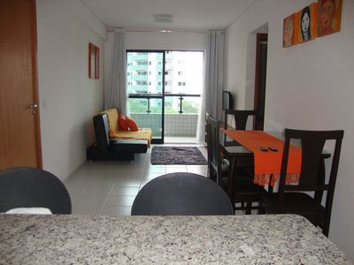 Modern apartment, beautifully decorated and furnished, with pool and wi-fi