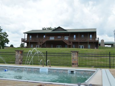 Private Luxury Lodging for 16 - 28 Guests w/NEW heated in ground pool