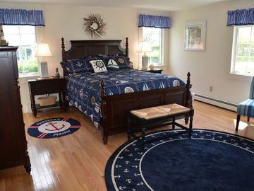 Master Bedroom Suite with Full Bath
