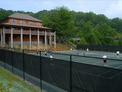 Beech Mountain house rental - Beech Mountain Club - Tennis Facility