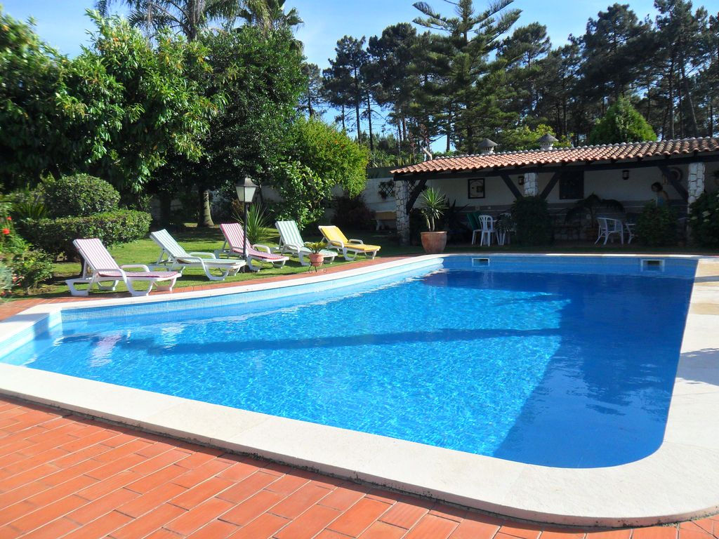 Rural Apartment With Pool Near Lisbon 1769808