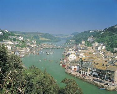 Nearby Looe River and Harbour