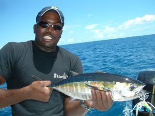 Great Exuma villa photo - Wanna go fishing? We can set you up! Deep sea, Reef or Bonefishing - you choose!