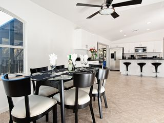 Sanibel Island house photo - Formal dining for six