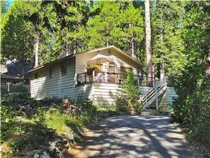 Shaver Lake house photo