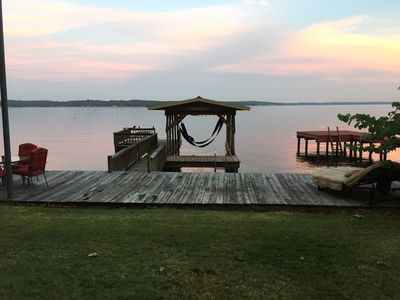 3br house vacation rental in lake palestine texas 191743 for Lake palestine fishing