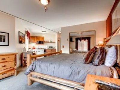 Park City studio rental