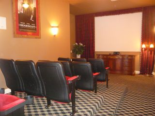 Formosa Gardens villa photo - Real cinema. No need to take turns, room for all