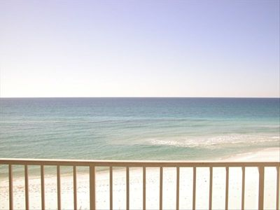 Wake up each morning to crystal blue waters and white sand beaches