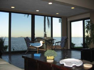 Sanibel Island condo photo - Great Room looking towads Lanai and Bay