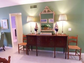 Dining area sideboard