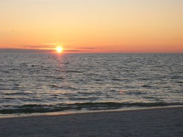 Fort Myers Beach condo rental - Sunset View