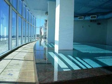 Indoor Heated Overflowing Pool on 3rd floor Great for cold winter nites
