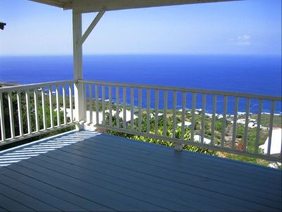 Panoramic Ocean View from  the Lanai