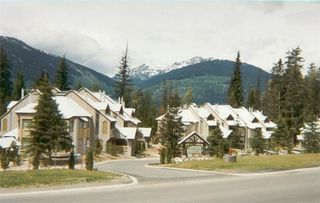 Whistler townhome photo - The Gables in the Summer