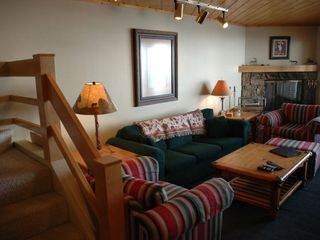 Crested Butte townhome photo - Living Room