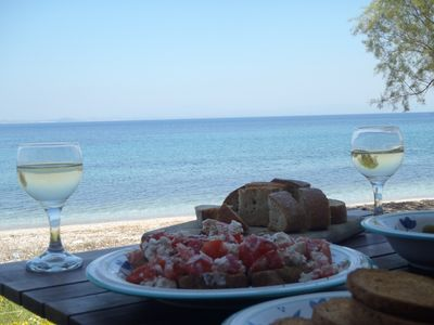 Lesbos house rental - Meze