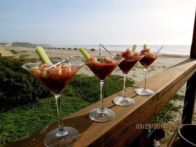 Fresh local or live Maine Lobster Martinis