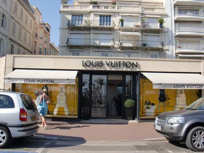 Centre-ville - Croisette apartment rental - Designer Shops, just in front of the apartment