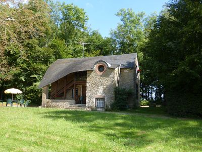 Charming and peaceful cottages;wooded nature,views,sky,tranquility - Le JARDINIER du château