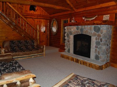 Curtis lodge rental
