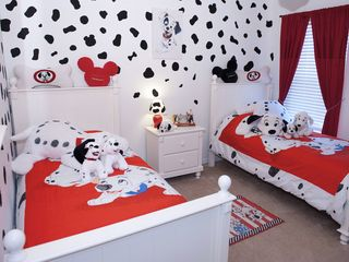 Sandy Ridge house photo - The Dalmatian Room