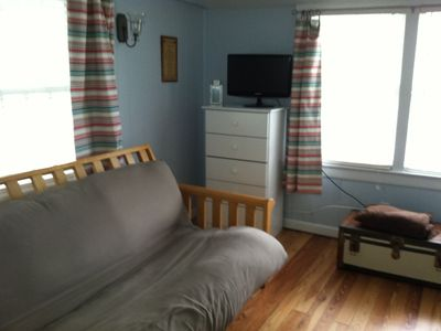 Indian Rocks Beach cottage rental - Upstairs cottage bedroom