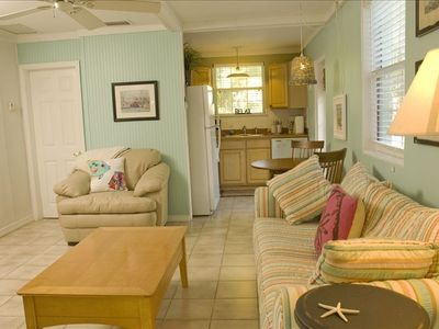 this cottage is a slice of coastal paradise!