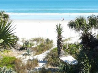 New Smyrna Beach house photo - Beach Nuts private snow white path to the beach and hammock