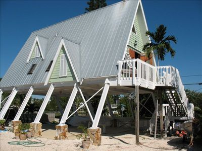 Unique, One of a Kind, Steel Home!  A True A-Frame!
