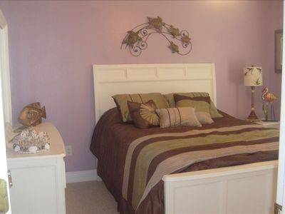 Queen Bedroom Two