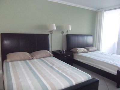 Fort Lauderdale hotel rental - 2 Queen Size Beds