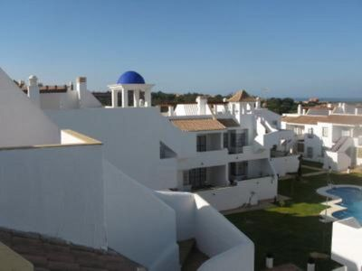 Islantilla: Islantilla, HUELVA Apartment home in the golf course, ideal for unwinding