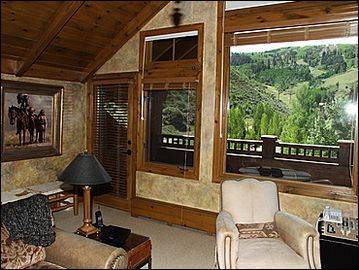 Second Living Room with View