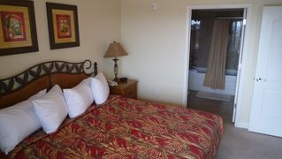 Lake Buena Vista condo photo - Master Bedroom (King Bed) with Master Bath