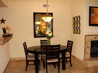 Kierland Scottsdale condo photo - Dinning area