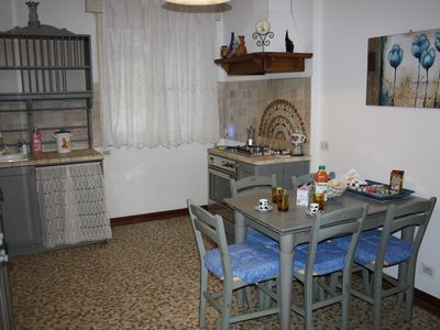 Large apartment in Venice with excellent connections